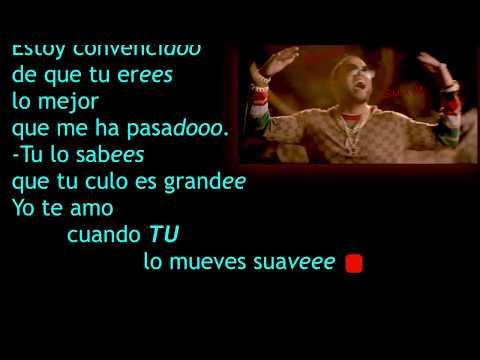 Suave El Alfa Letra + Pista + Karaoke Con Voz Guia