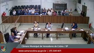 12ª Sessão Ordinária 19/08/2019