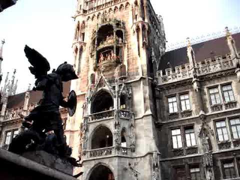Germany-Rome-Egypt-Turkey: Gluehwein, Munich #3 120209.MPG