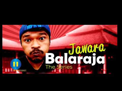 Jawara Balaraja - Sinema Series Karya Pemuda Sunda Tangerang Asli Balaraja