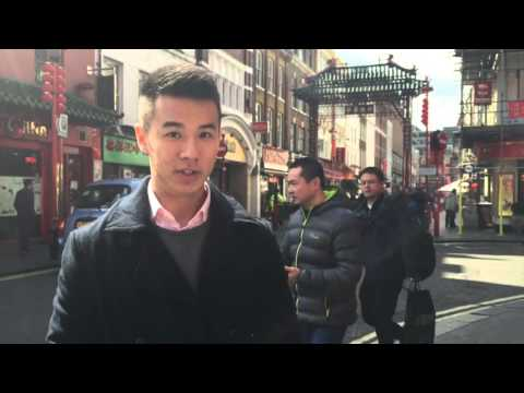Racism against Chinese people is under-reported in UK (BBC Showcase package)