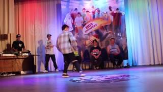 Vjik (Turbo) WIn vs Bgirl (impuls)| Hot Sneakers(17 мая г. Красноград (Харьковская область), Брейкданс фестиваль Hot Sneakers https://vk.com/hot.sneakers., 2014-08-14T10:46:25.000Z)
