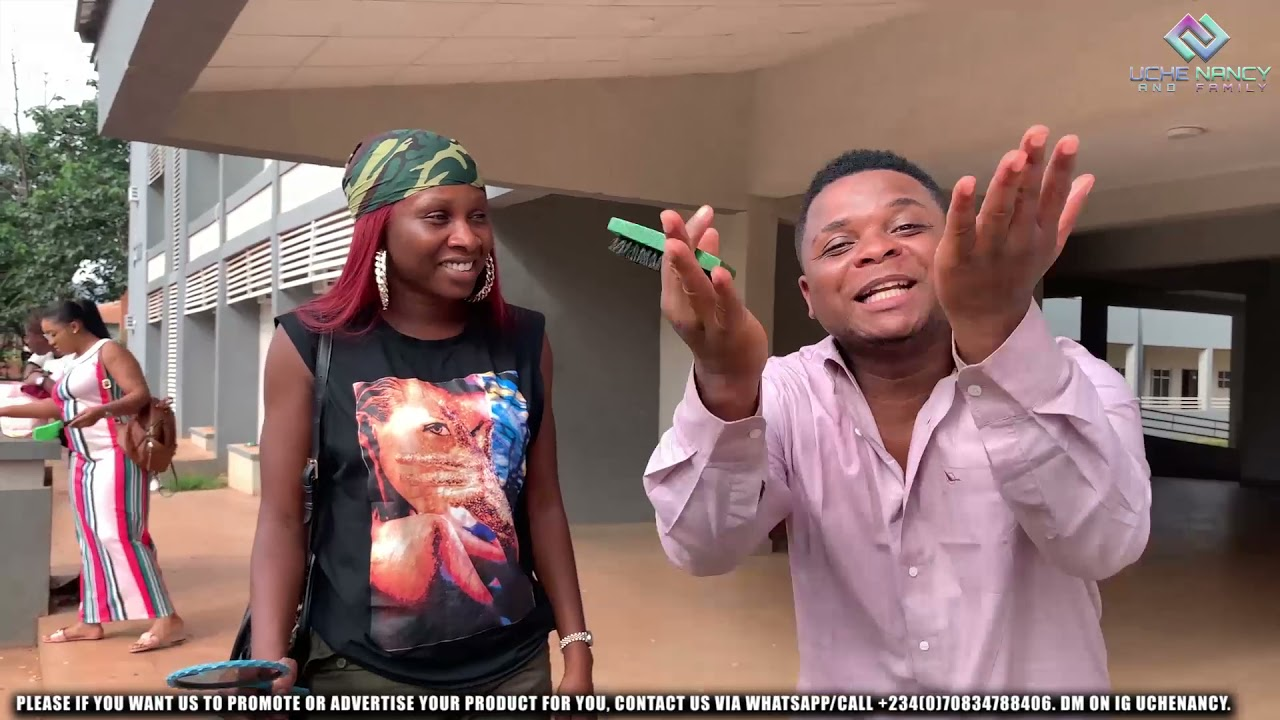 Download WHAT! SONIA AND ENOCH DARKO (WATABOMBSHELL)? CHECK OUT WHAT'S GOING ON BETWEEN THEM
