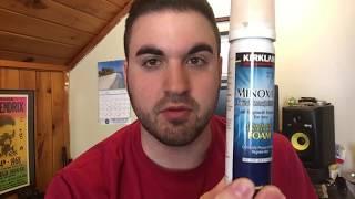My Rogaine / Minoxidil Experience part 3