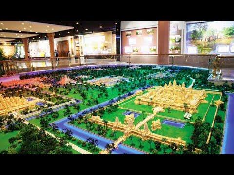 Visiting Angkor Panorama Museum, Amazing Angkor Siem Reap, Kingdom of Cambodia