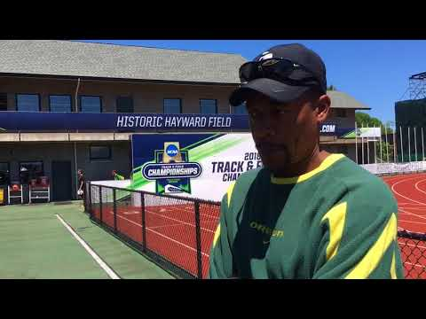 UO coach Robert Johnson says the Ducks need to stay focused: Oregon track & field rundown