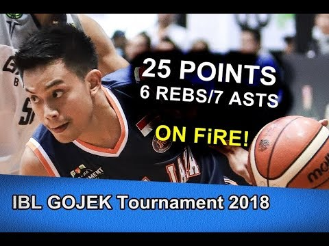 Andakara Prastawa 25Pts/6Reb/7Ast (ON FIRE!!!) | October 21, 2018 Mp3