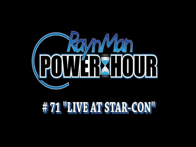 The RaynMan Power Hour 71