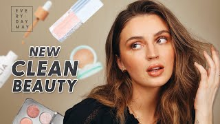 FULL FACE Using ONLY CLEAN BEAUTY