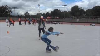 Secuencia acorde a la iniciación y formación del patinaje artístico