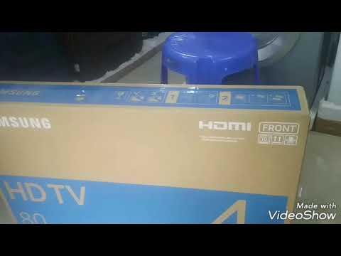 SAMSUNG 32 INCH SMART TV | UA32N4300ARLXL | CHANDRA ELECTRONICS