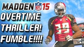 Cullenburger youtube - Walter payton madden 15 ...