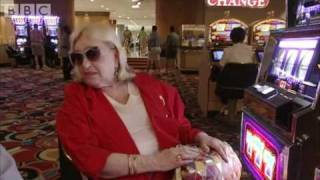 Martha, Louis Theroux & the Vegas slot machines - Gambling in Las Vegas - BBC