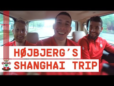 ON THE ROAD WITH PIERRE | Hjbjerg films his trip to Shanghai
