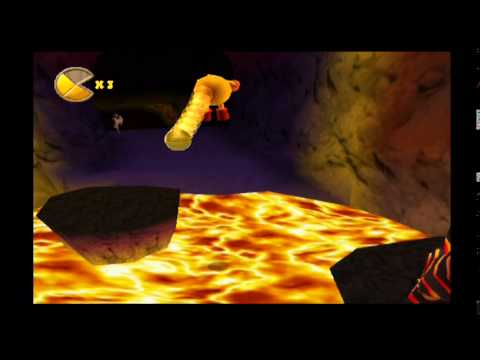 PacMan World 2 Ep 7 Volcanic Panic