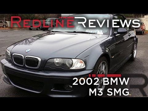 2002 bmw m3 smg review walkaround exhaust test drive. Black Bedroom Furniture Sets. Home Design Ideas