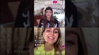 Little Mix's Instagram Live Stream with Jesy, Perrie , Leigh-Anne and Jade (03/04/2020)