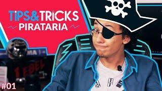 COMPRAR ou CRACKEAR? Como SAIR da PIRATARIA // TIPS&TRICKS #01