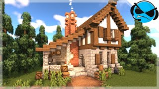 Minecraft: How To Build A Medieval Blacksmith Minecraft Build Tutorial YouTube