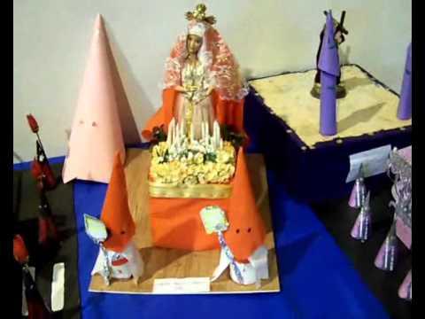 Semana Santa En Ubeda 2011 Exposicion De Tronos En Miniatura Ceip