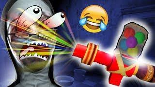 Die *neue Waffe* ist so Lustig (Update) | Evil Nun
