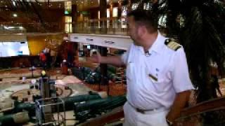 P&O Cruises Pacific Jewel Drydock 2010