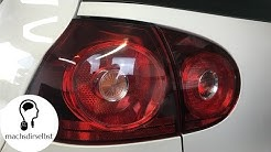 Golf Plus Blinker Hinten Led