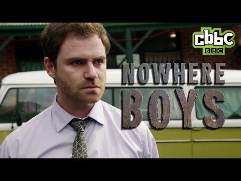 CBBC: Nowhere Boys Episode 12  Demon Bates