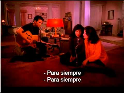 TWIN PEAKS- james , donna y maddy.....