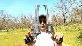 Biggggest revolvers in the WORLD