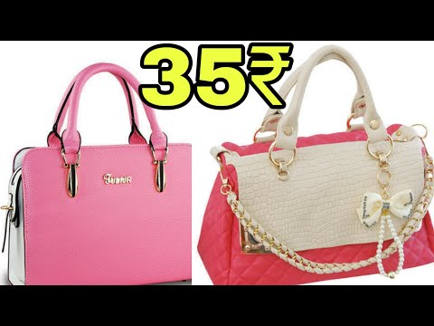 पर्स सिर्फ 30₹ में | Ladies Purse Wholesale Market Sadar Bazar Delhi