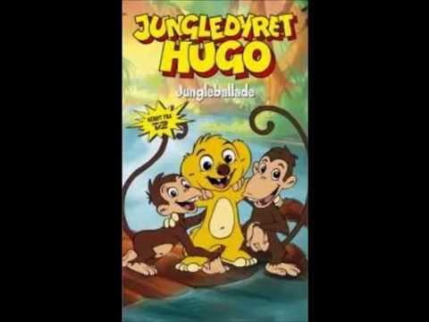 Jungledyret Hugo Vores Eget Eventyr