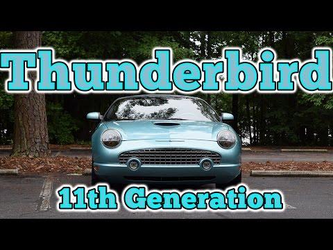 Regular Car Reviews: 2002 Ford Thunderbird