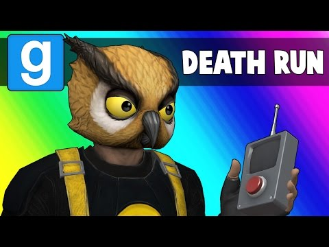 Thumbnail: Gmod Deathrun Funny Moments - The Owl's Cave! (Garry's Mod)