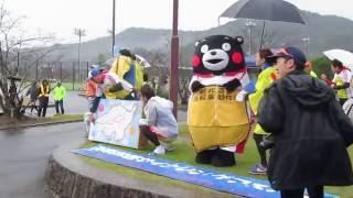 2016.12.4 上天草市アロマにて「天草四郎サイクリングフェスタ」あいに...