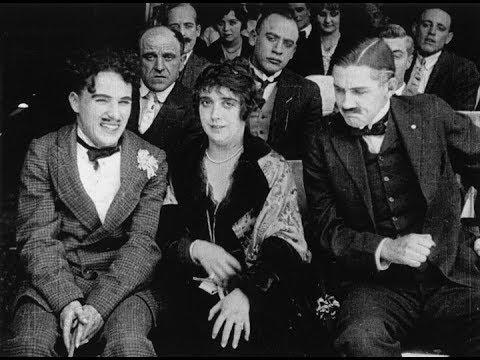 TILLIE'S PUNCTURED ROMANCE (1914, 1939 sound re-issue) - Charlie Chapin, Mabel Normand, M. Dressler