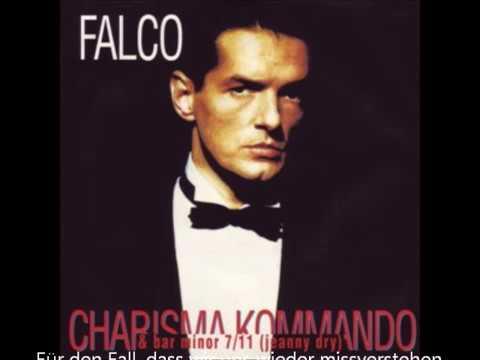 Falco - Charisma Kommando (Karaoke)