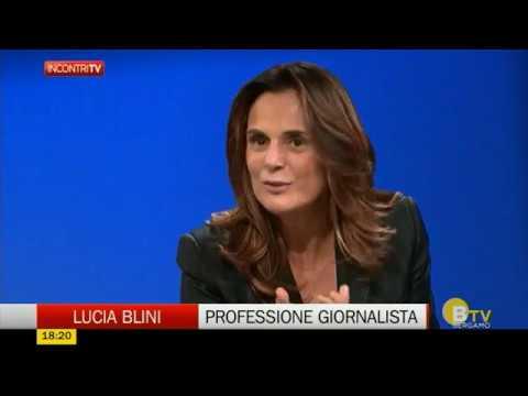 """Lucia Blini: """"Io, la tv e il mulino di famiglia"""""""