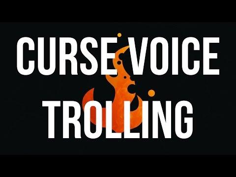 Curse Voice W/ Ashleeeeean