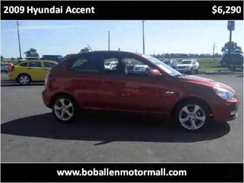 2009 hyundai accent used cars danville ky youtube. Black Bedroom Furniture Sets. Home Design Ideas
