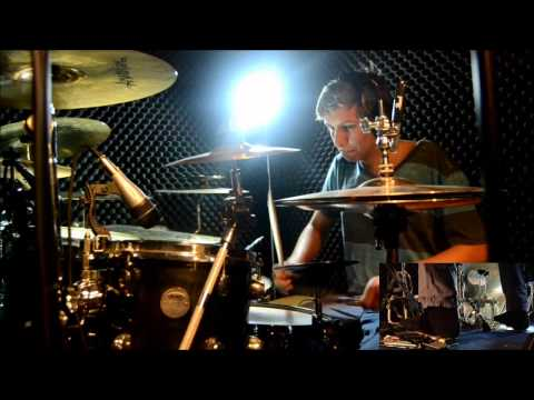 Killswitch Engage - Rose of Sharyn - Drum Cover (Studio Quality)