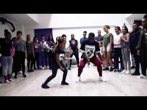Yemi AladeTumbumReis Fernando ChoreographyOrokanaworld
