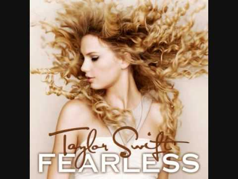 Fearless  Taylor Swift w Lyrics
