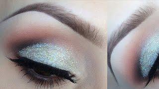 Fun Glitter makeup tutorial Thumbnail