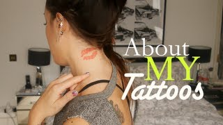 One of Lexi A.N.'s most viewed videos: About My Tattoos! | SoTotallyVlog