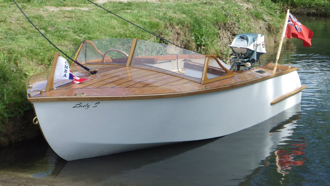 Lady S | The Boat Build Project 2012 | Wooden Runabout ...