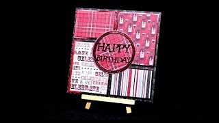 Geburtstagskarten basteln mit Papier | Bastelideen DIY Geschenk zum selber machen | 9999 Dinge