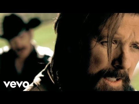 Brooks & Dunn - Cowgirls Don't Cry (Featuring Reba McEntire) (Official Video)