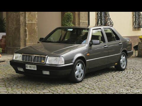 Lancia Thema 8.32 - Davide Cironi Drive Experience (ENG.SUBS)