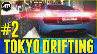 TOKYO DRIFTING!!! - Asphalt 8 (Part 2)